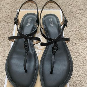Michael Kors Bethany flat sandals